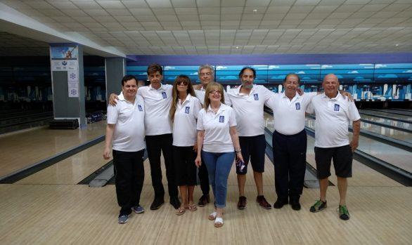 Τουρνουά Bowling Μεταμοσχευμένων Ελλάδας-Κύπρου 2019
