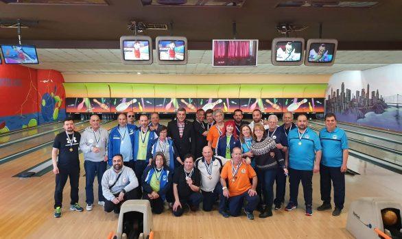 31οι Πανελλήνιοι Αγώνες Νεφροπαθών και Μεταμοσχευμένων 2019